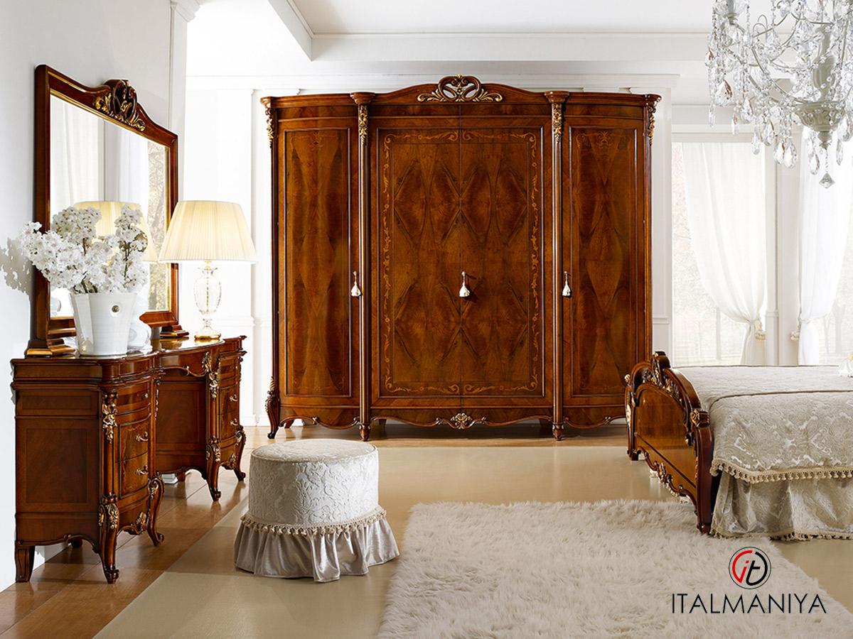 Фото 3 - Спальня Palladio фабрики Bacci Stile