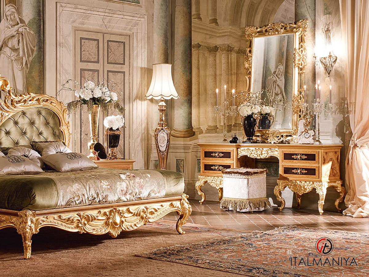 Фото 3 - Спальня Queen Elisabeth фабрики Bacci Stile