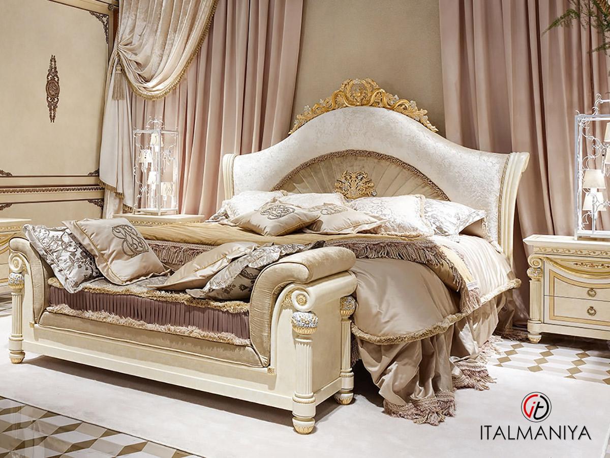 Фото 2 - Спальня Romanica фабрики Bacci Stile