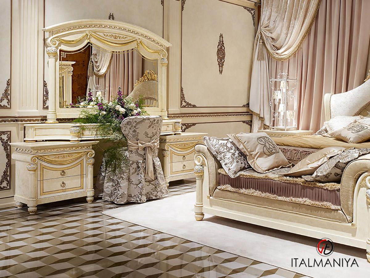 Фото 3 - Спальня Romanica фабрики Bacci Stile