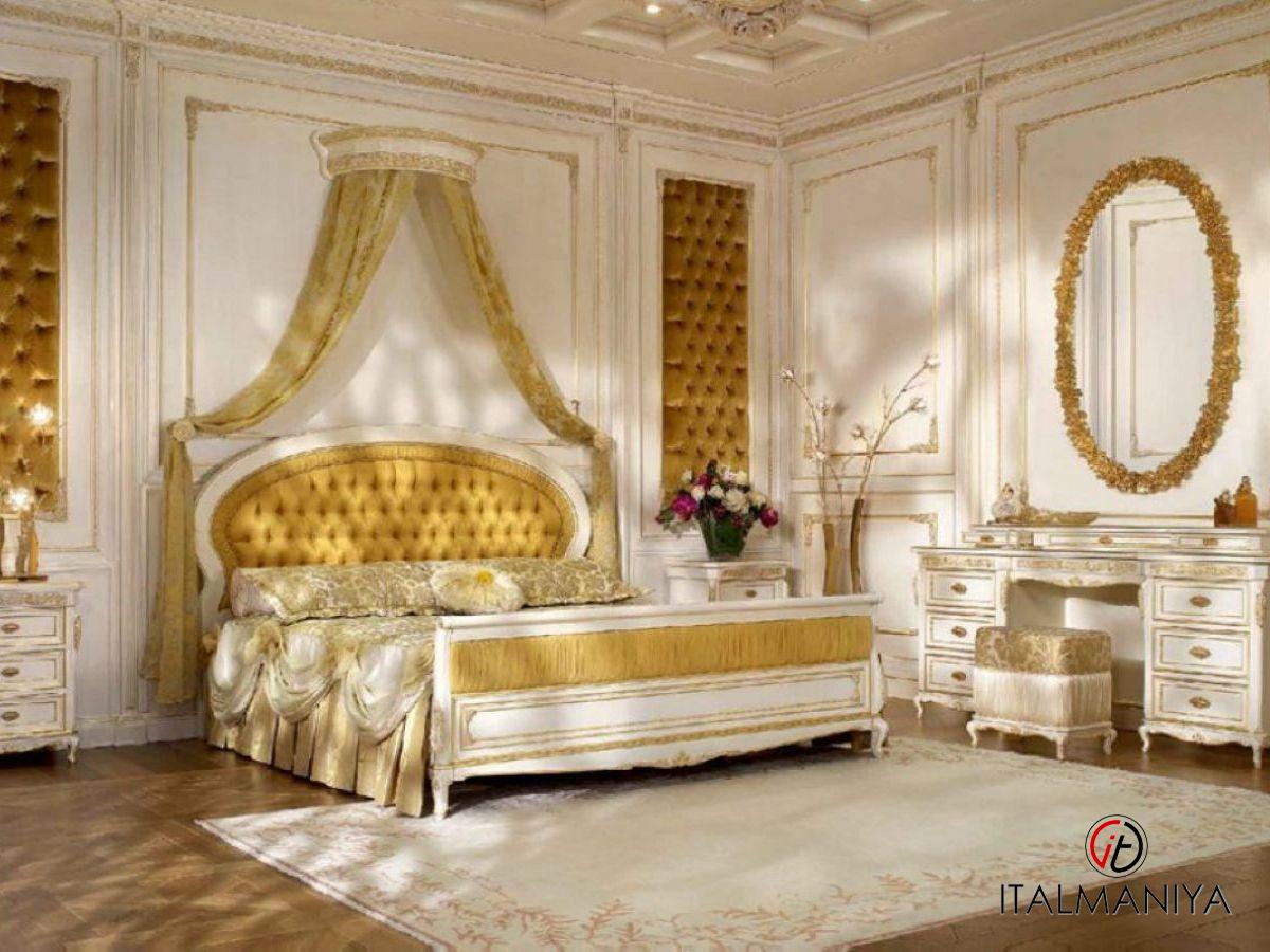 Фото 1 - Спальня Palazzo Ducale фабрики Bakokko