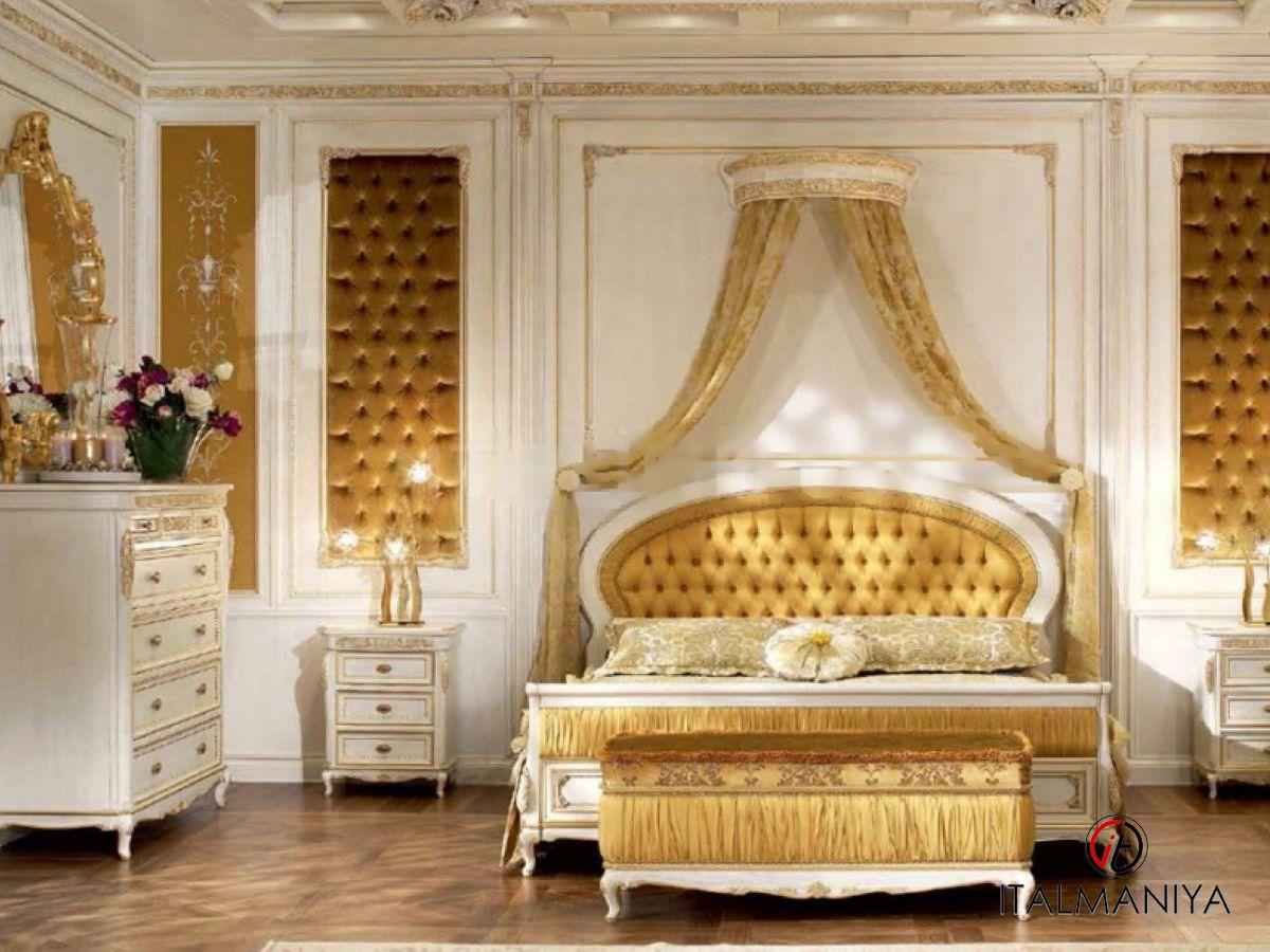 Фото 2 - Спальня Palazzo Ducale фабрики Bakokko
