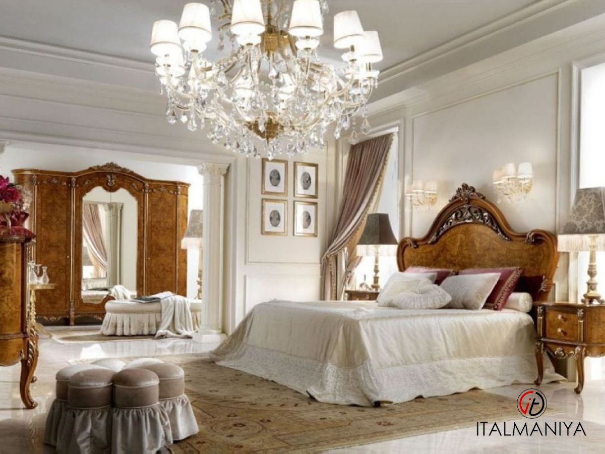 Фото 1 - Спальня David фабрики Barnini Oseo