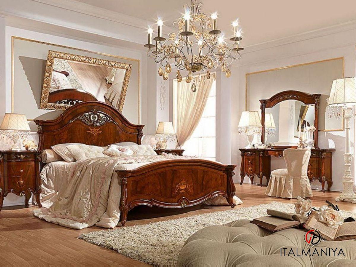 Фото 1 - Спальня Prestige фабрики Barnini Oseo