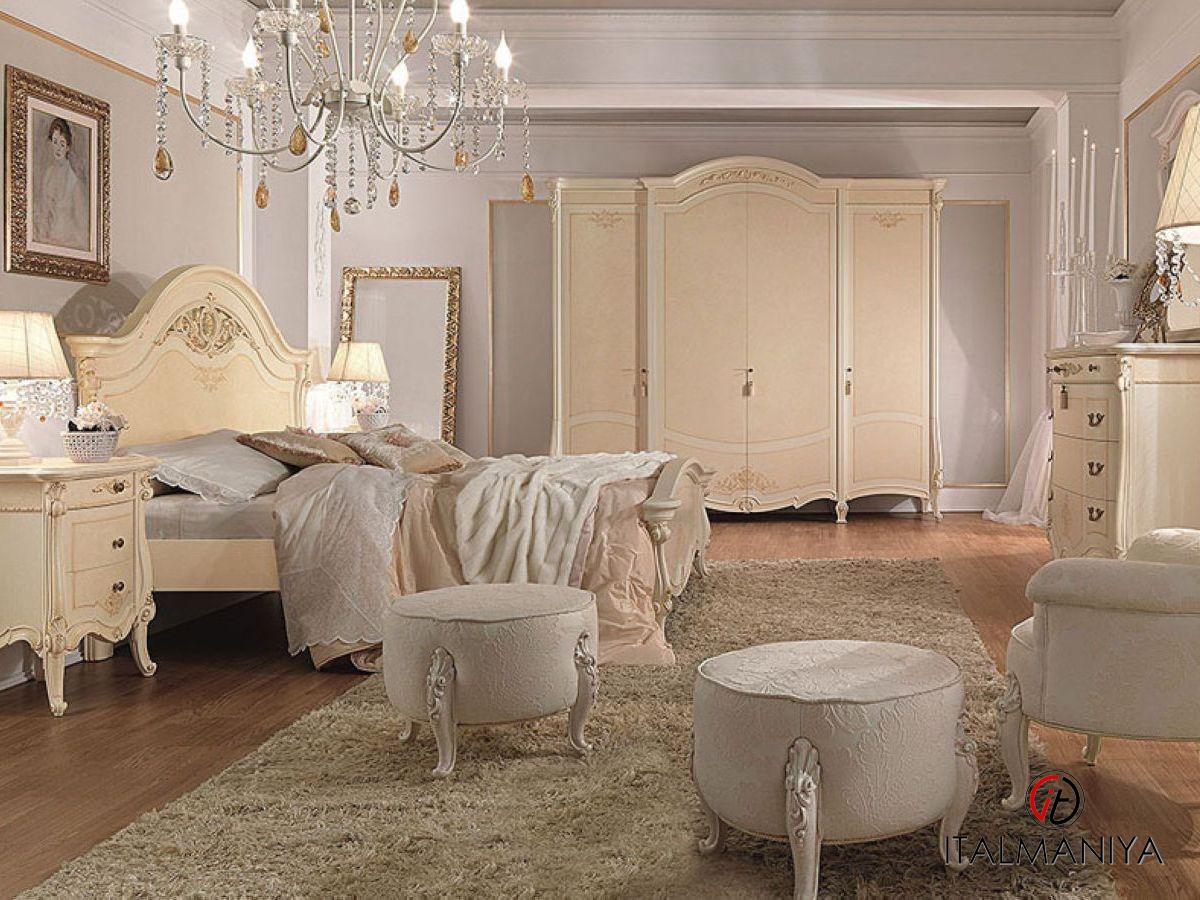 Фото 2 - Спальня Prestige фабрики Barnini Oseo