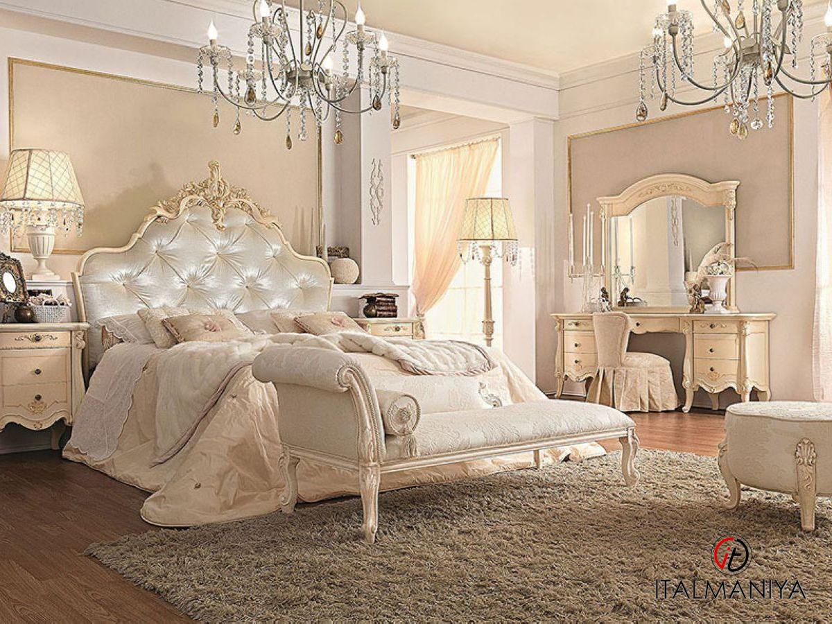 Фото 3 - Спальня Prestige фабрики Barnini Oseo