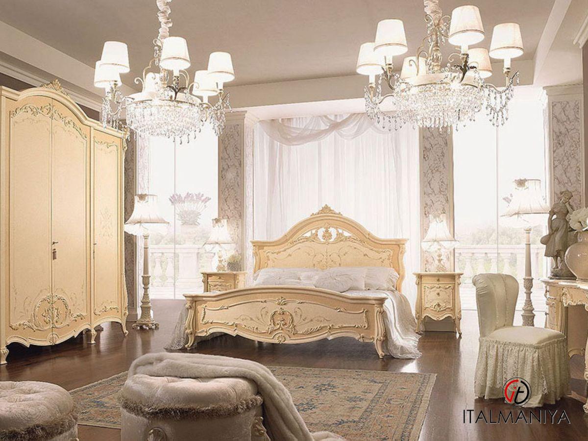 Фото 2 - Спальня Prestige Plus фабрики Barnini Oseo