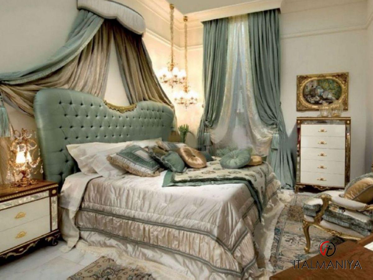 Фото 1 - Спальня Alexander фабрики Bruno Zampa
