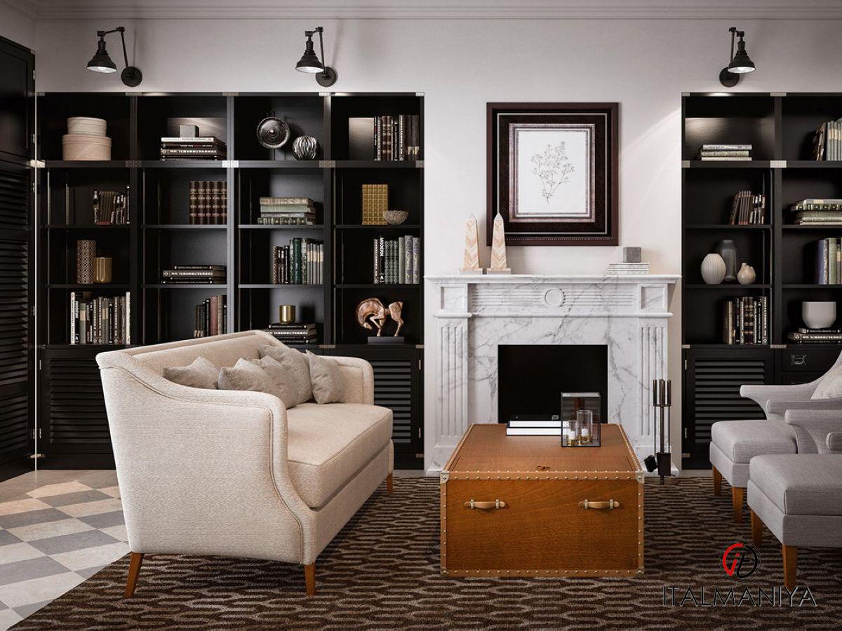Фото 4 - Спальня Masterbedroom фабрики Caroti