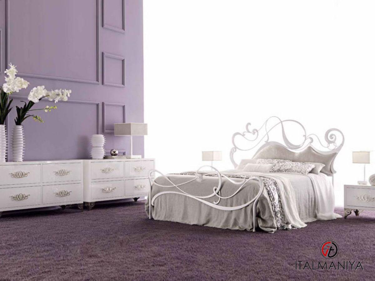 Фото 3 - Спальня Safira фабрики Corte Zari