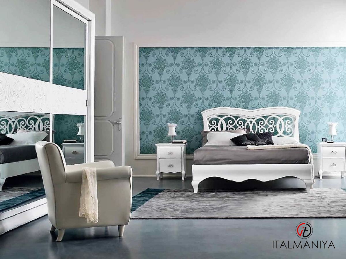 Фото 1 - Спальня Symfonia laccato фабрики Dall Agnese