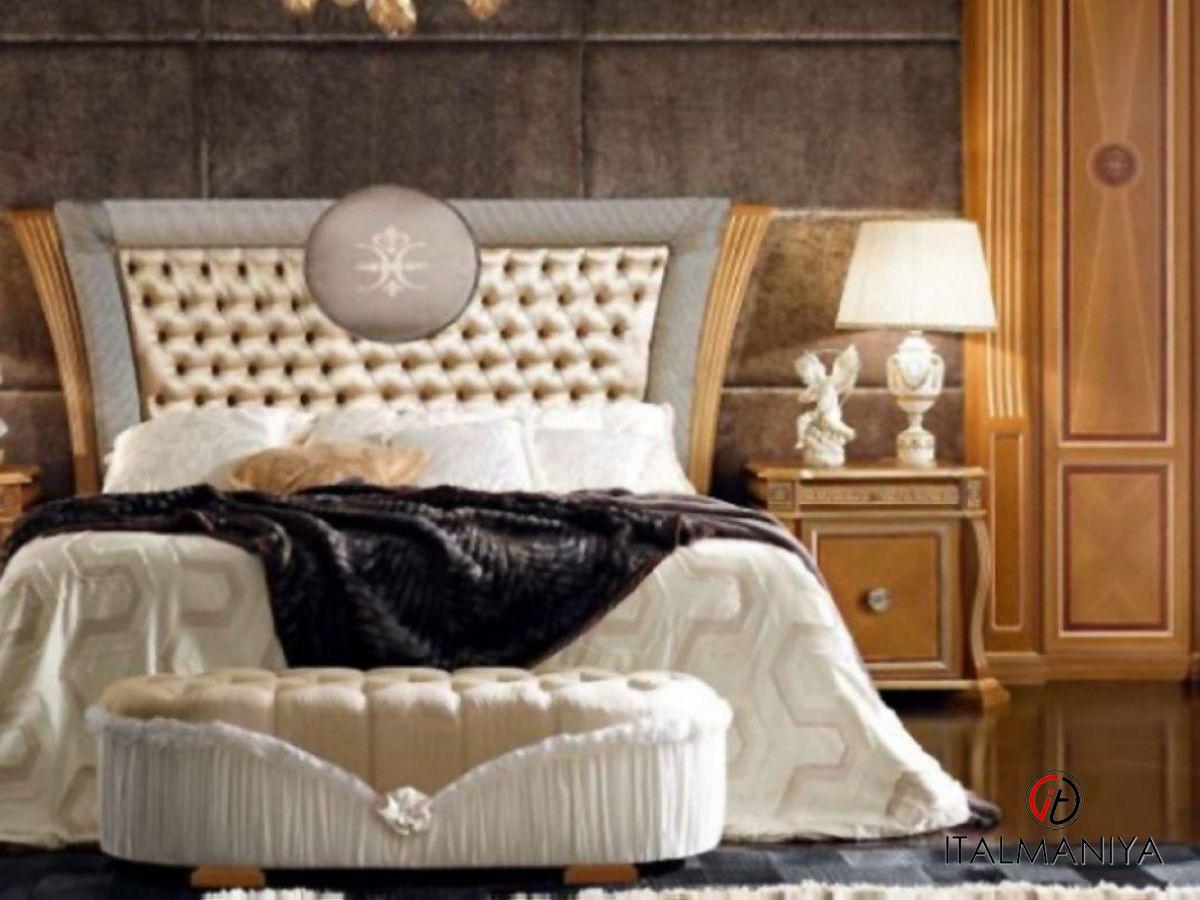 Фото 1 - Спальня Luxury фабрики Domus