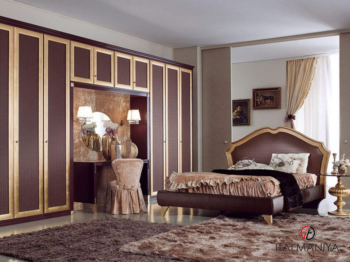 Фото 4 - Спальня Morfeo фабрики Ferretti & Ferretti