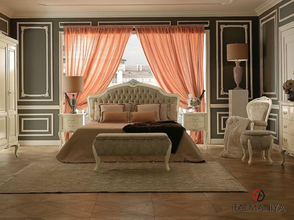Фото 1 - Спальня Memorie Veneziane фабрики Giorgiocasa