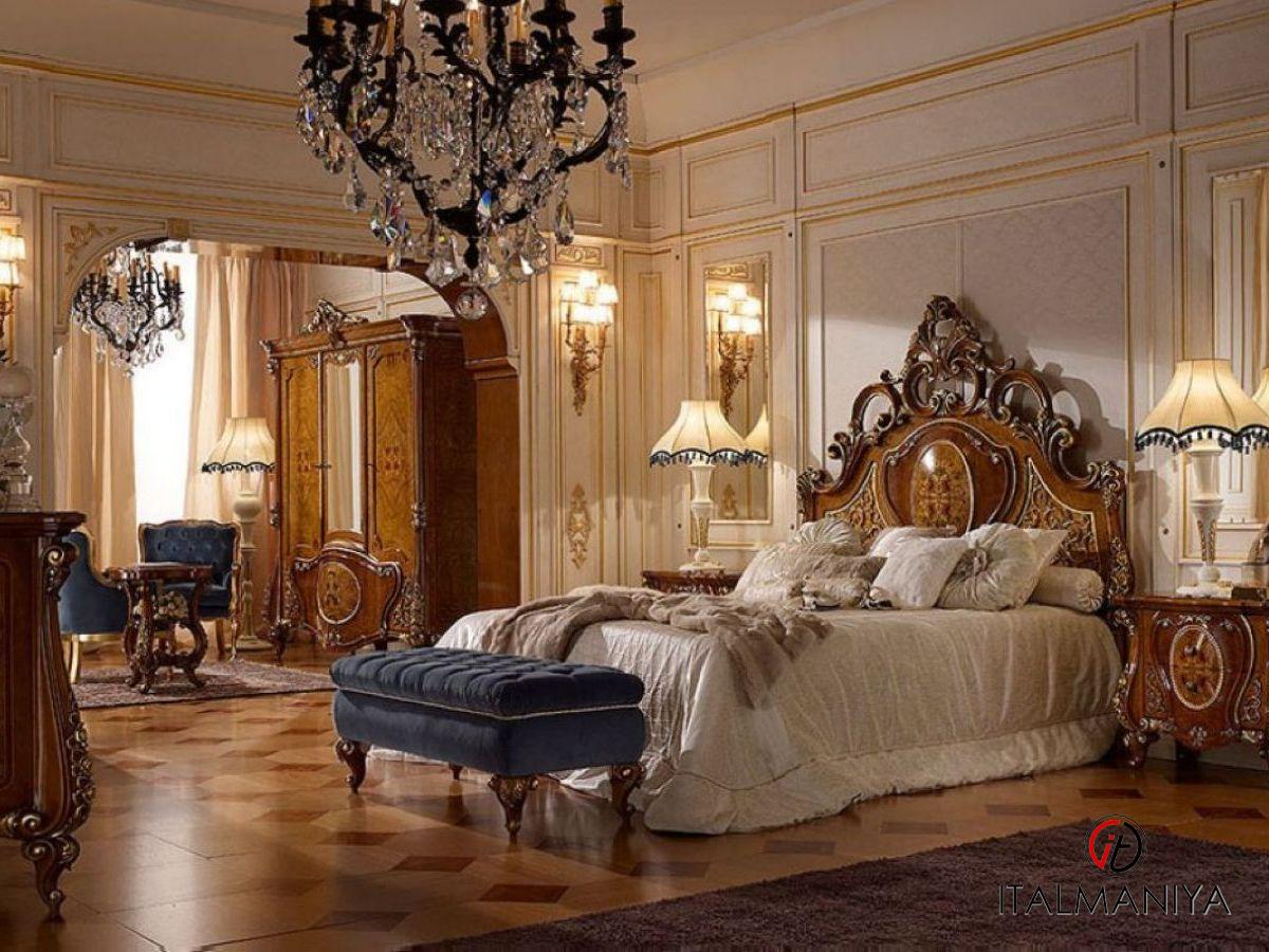 Фото 1 - Спальня Le Rose фабрики Grilli