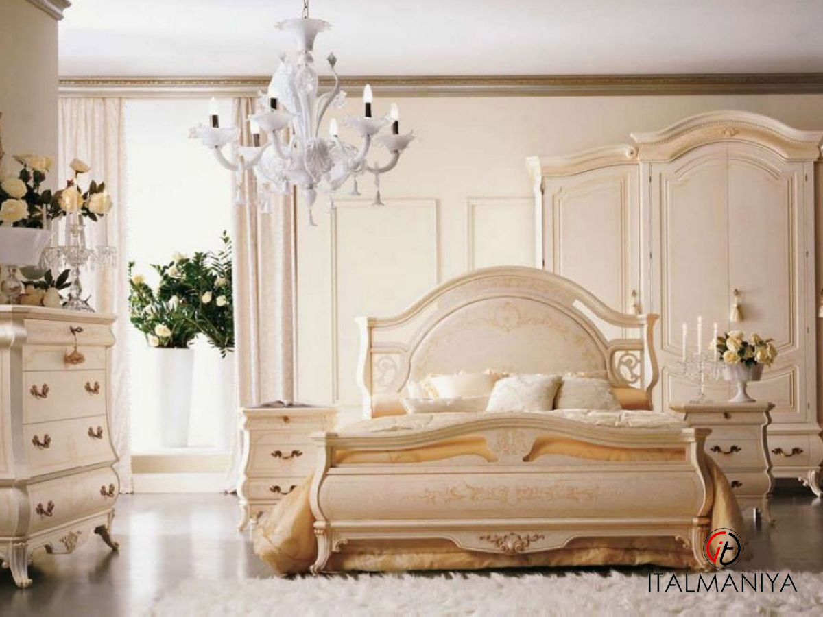 Фото 1 - Спальня Rondo фабрики Grilli