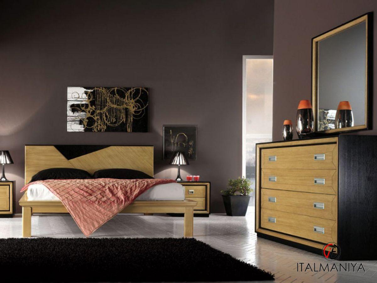 Фото 4 - Спальня Modulor фабрики Lubiex