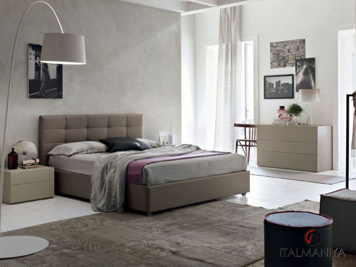 Фото 1 - Спальня Quadro фабрики Maronese / ACF