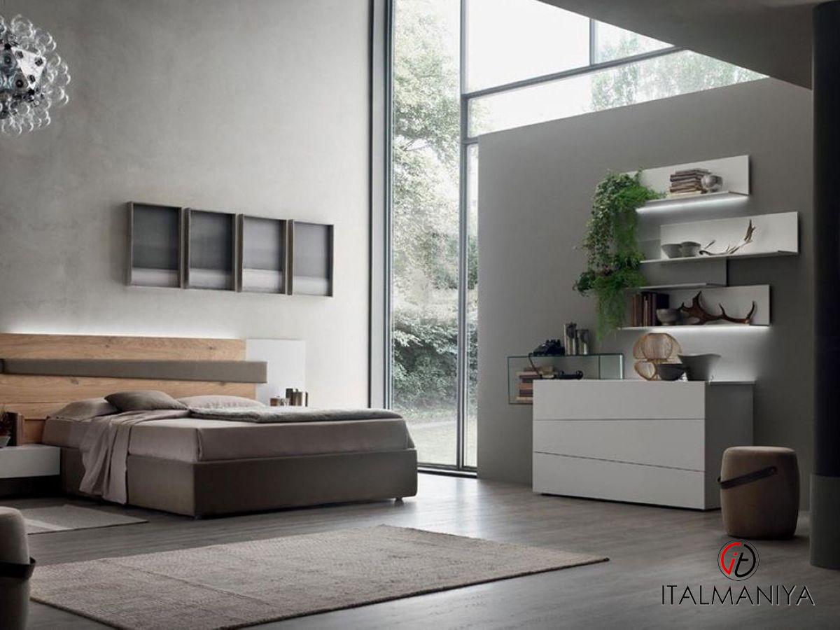 Фото 2 - Спальня Scuderia фабрики Maronese / ACF