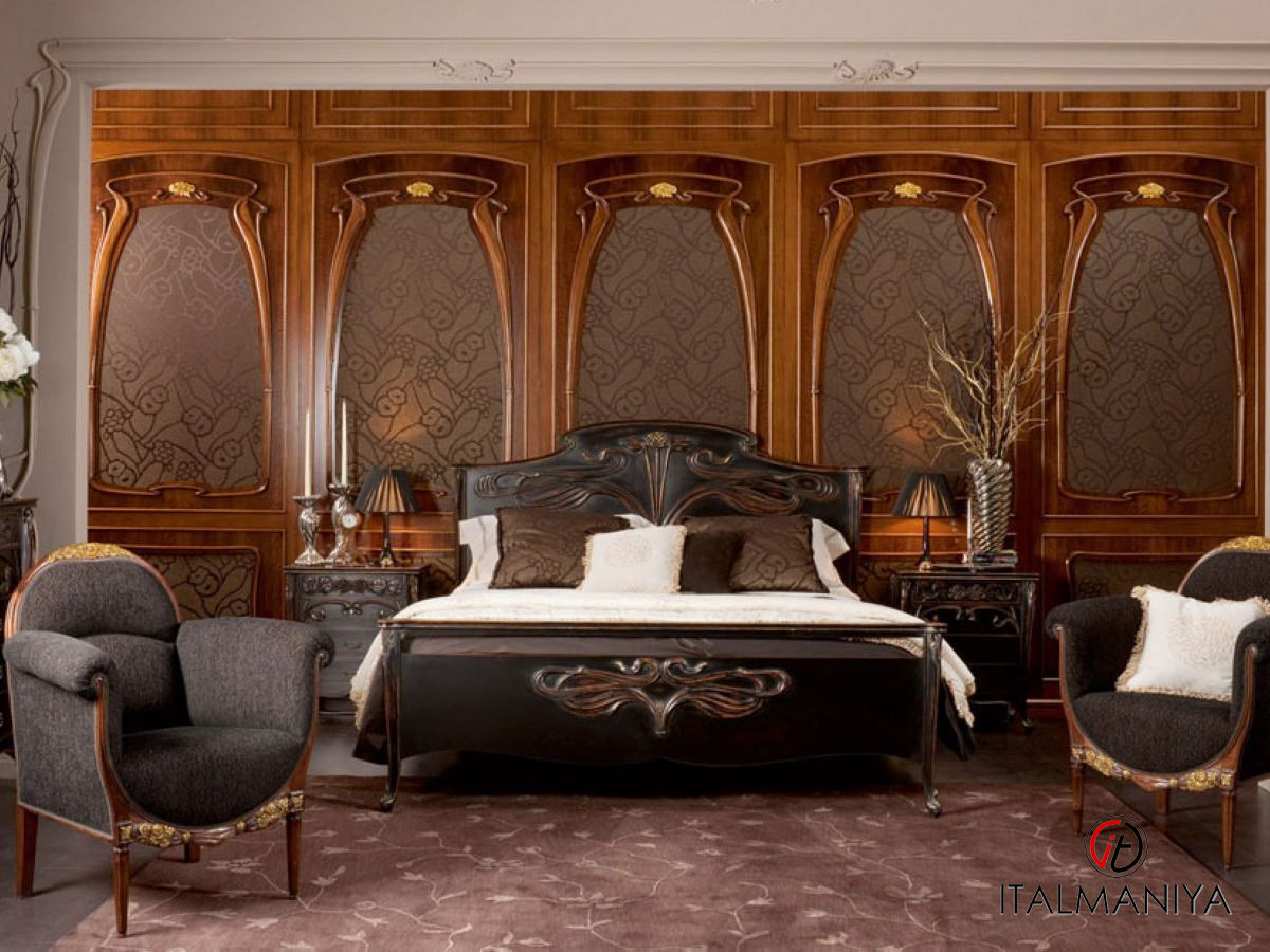 Фото 3 - Спальня Liberty фабрики Medea