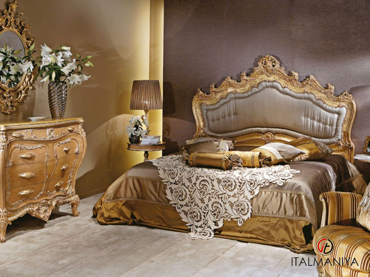 Фото 4 - Спальня Prestige фабрики Medea