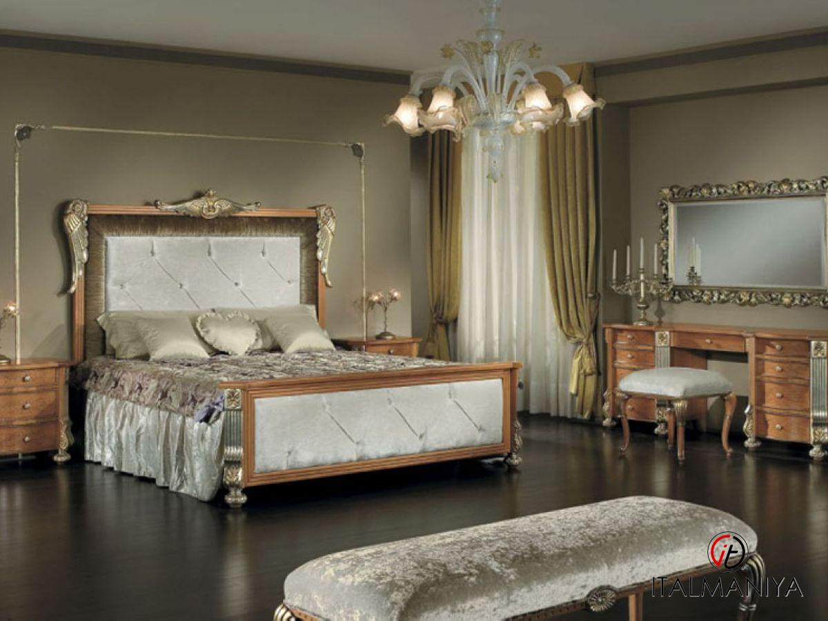 Фото 2 - Спальня Ginevra фабрики Megaros