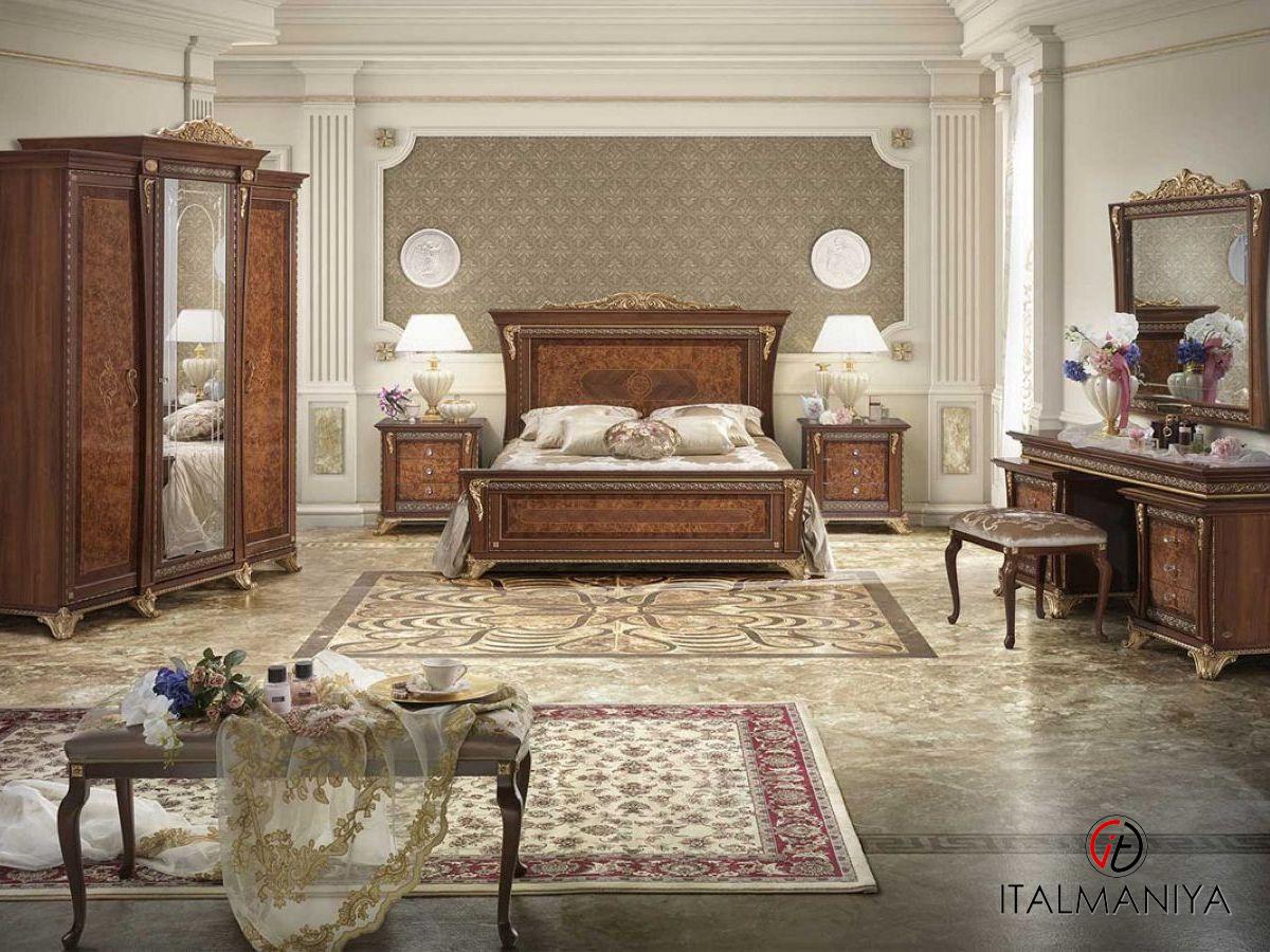 Фото 1 - Спальня Aida фабрики Mobil Piu