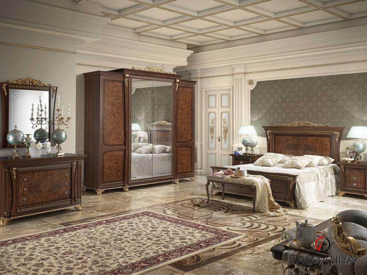Фото 2 - Спальня Aida фабрики Mobil Piu