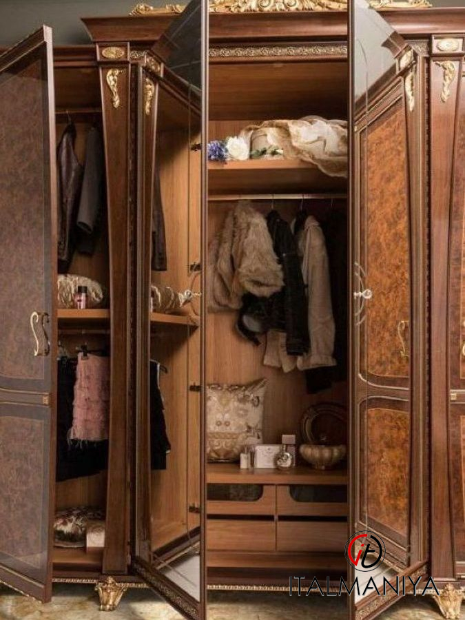 Фото 3 - Спальня Aida фабрики Mobil Piu
