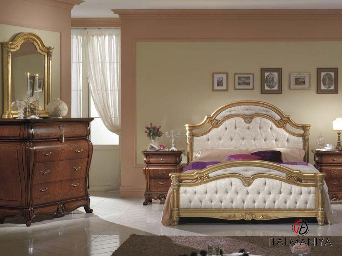 Фото 2 - Спальня Ducale Noce фабрики Mobil Piu