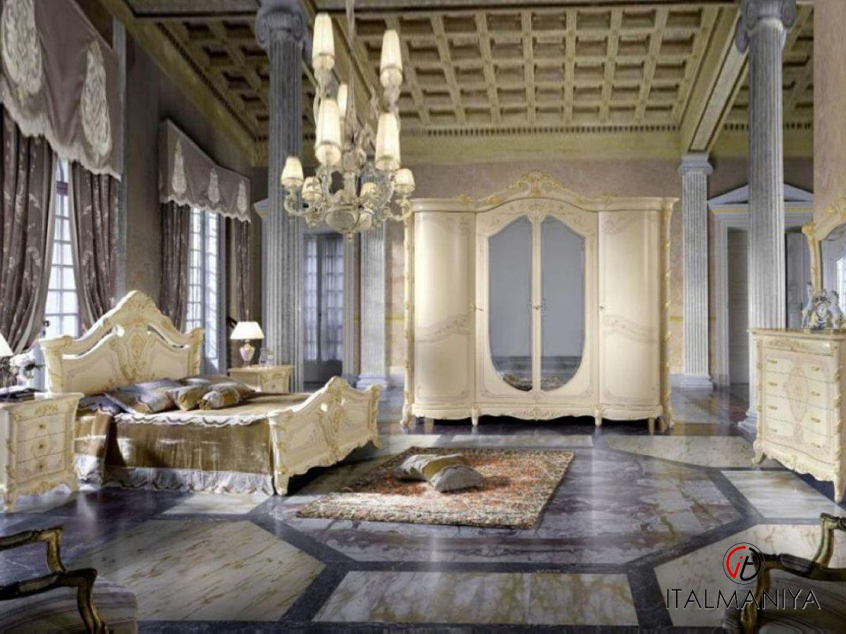 Фото 1 - Спальня Madame Royale фабрики Mobil Piu