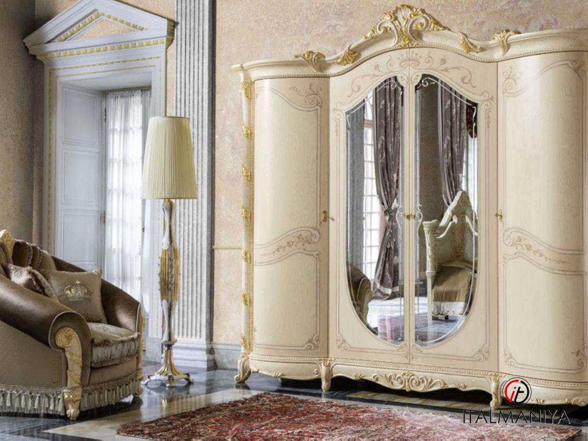 Фото 2 - Спальня Madame Royale фабрики Mobil Piu