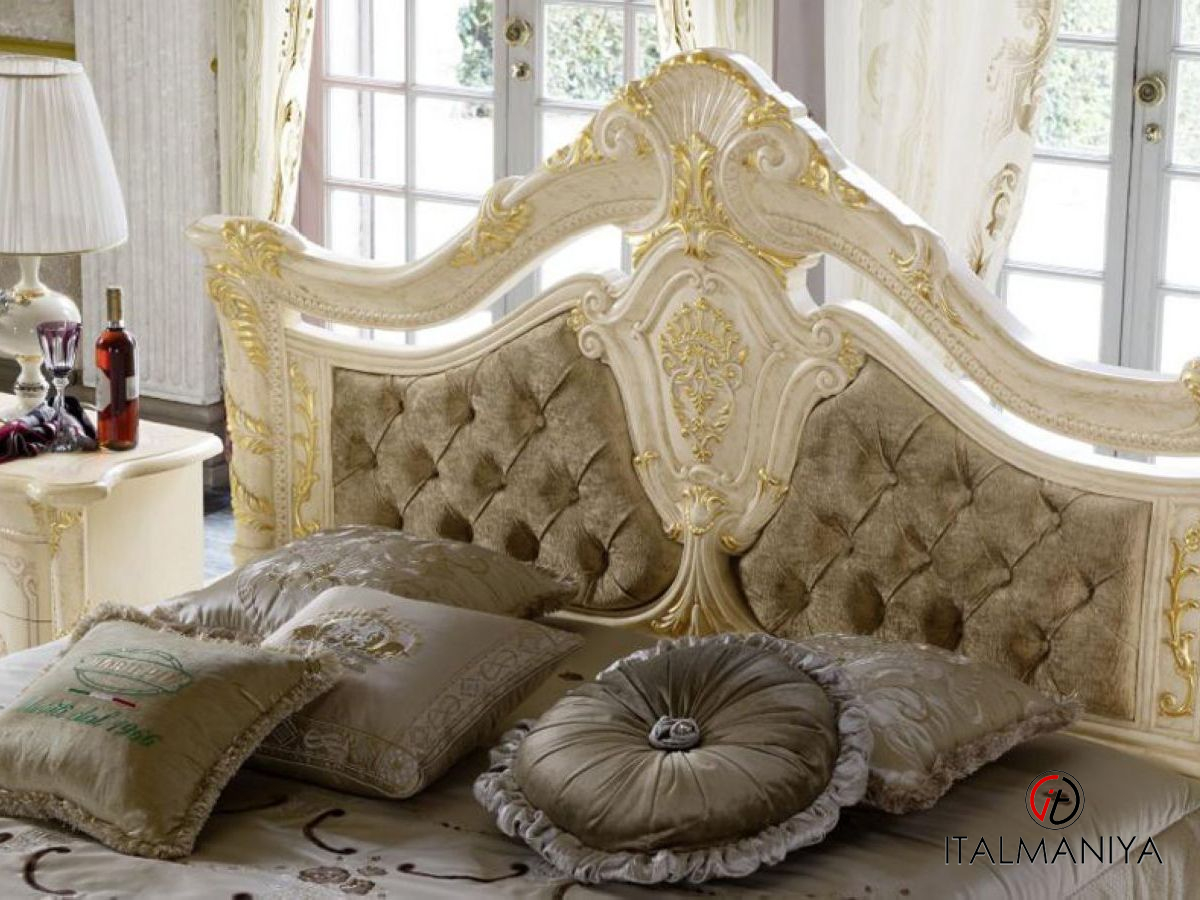 Фото 5 - Спальня Madame Royale фабрики Mobil Piu