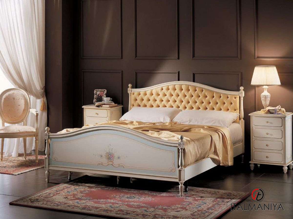 Фото 2 - Спальня Cleo Matrimoniale фабрики Pellegatta