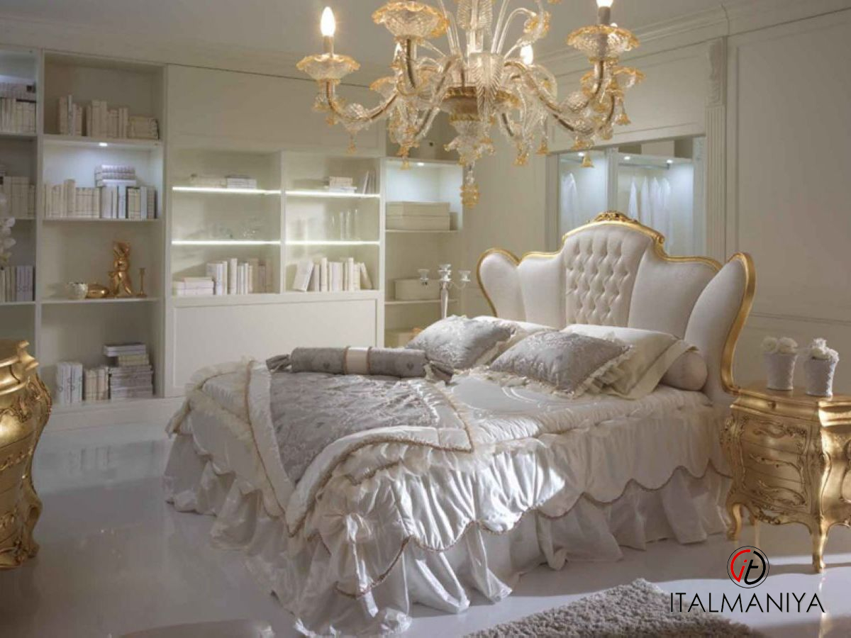 Фото 2 - Спальня Bedopera фабрики Piermaria