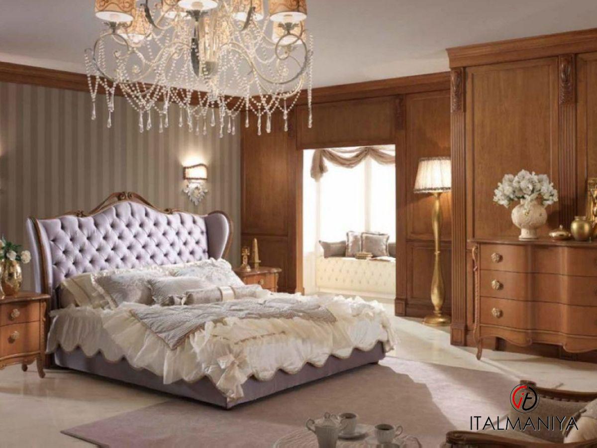 Фото 1 - Спальня Silver фабрики Piermaria