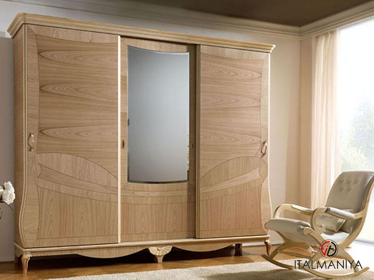 Фото 2 - Спальня Boreale фабрики Pistolesi