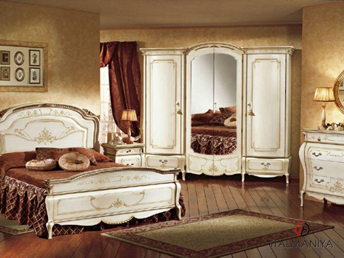 Фото 2 - Спальня Isabel фабрики Pistolesi