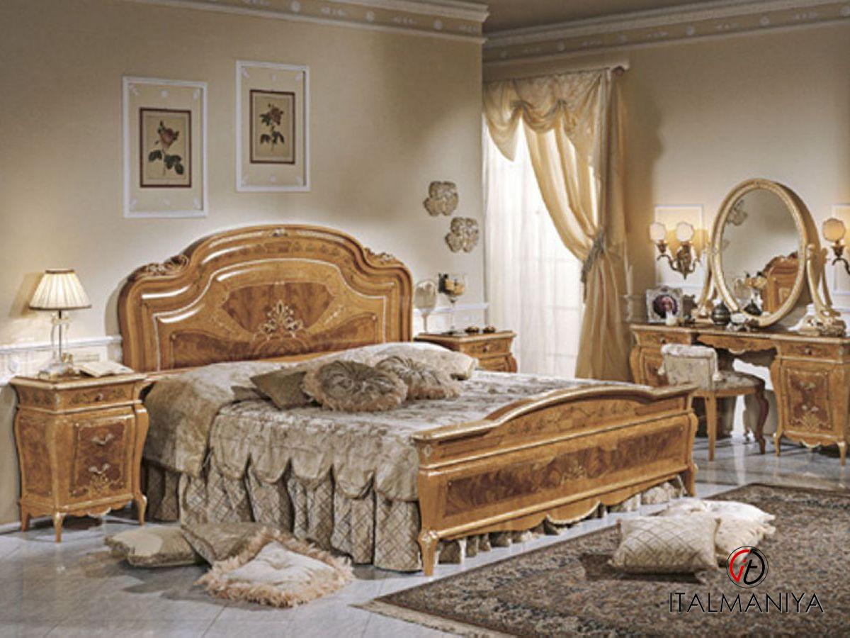 Фото 4 - Спальня Isabel фабрики Pistolesi
