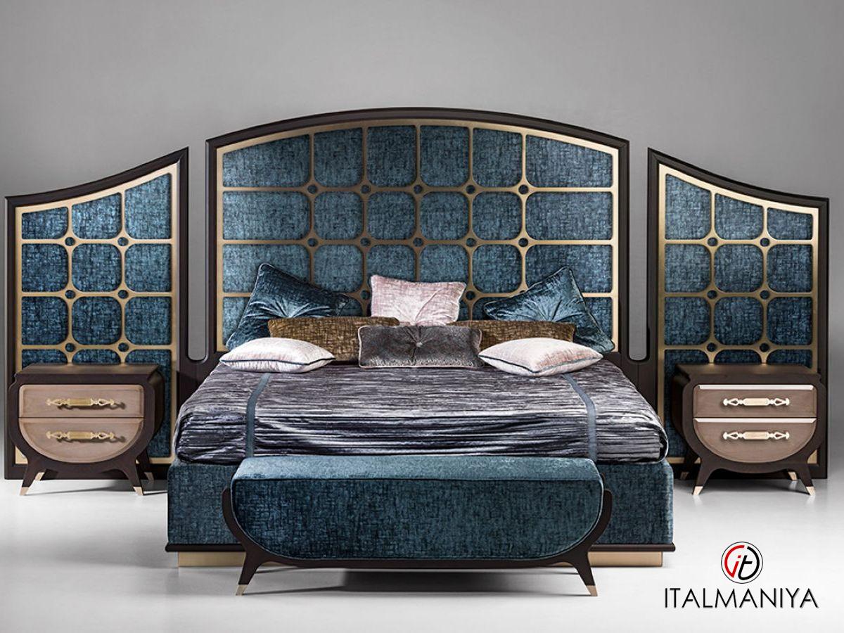 Фото 2 - Спальня Gran duca CVL023 фабрики Prestige