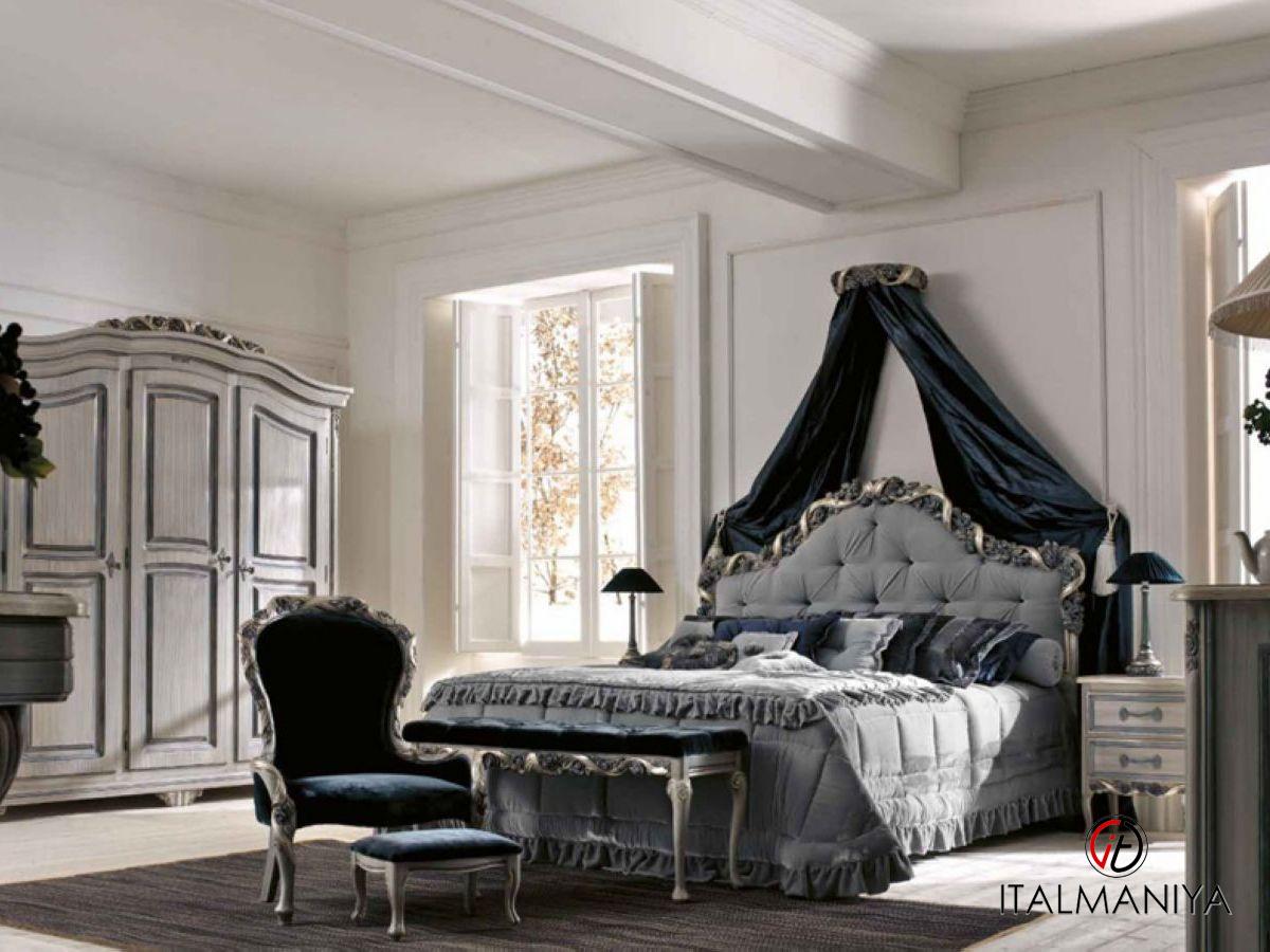 Фото 2 - Спальня Art 1696 фабрики Savio Firmino