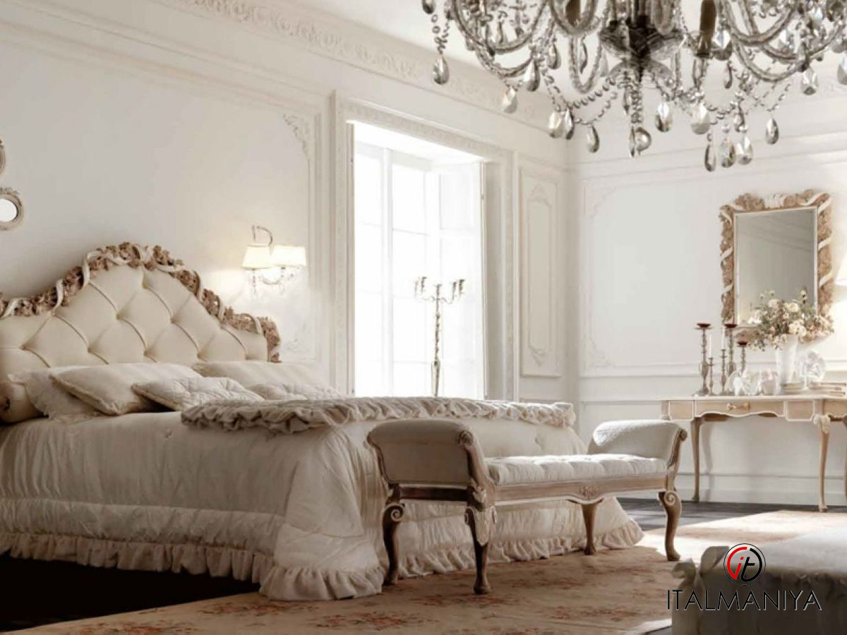 Фото 3 - Спальня Art 1696 фабрики Savio Firmino