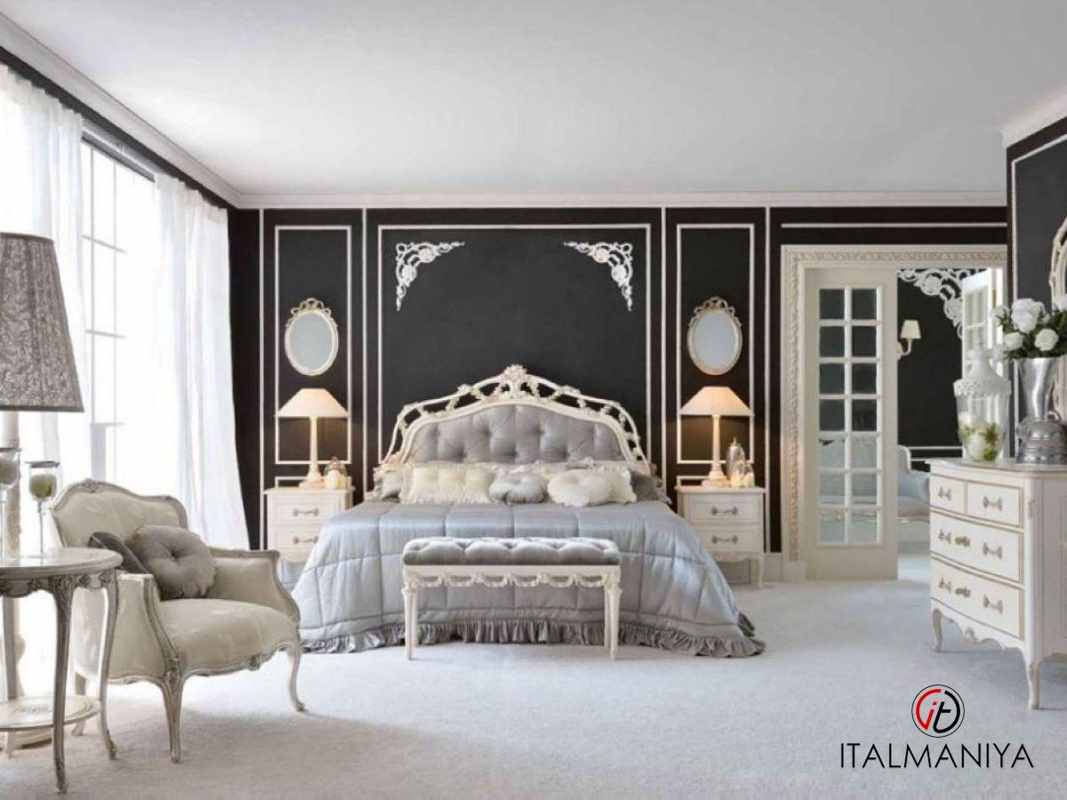 Фото 1 - Спальня Art 1866 фабрики Savio Firmino