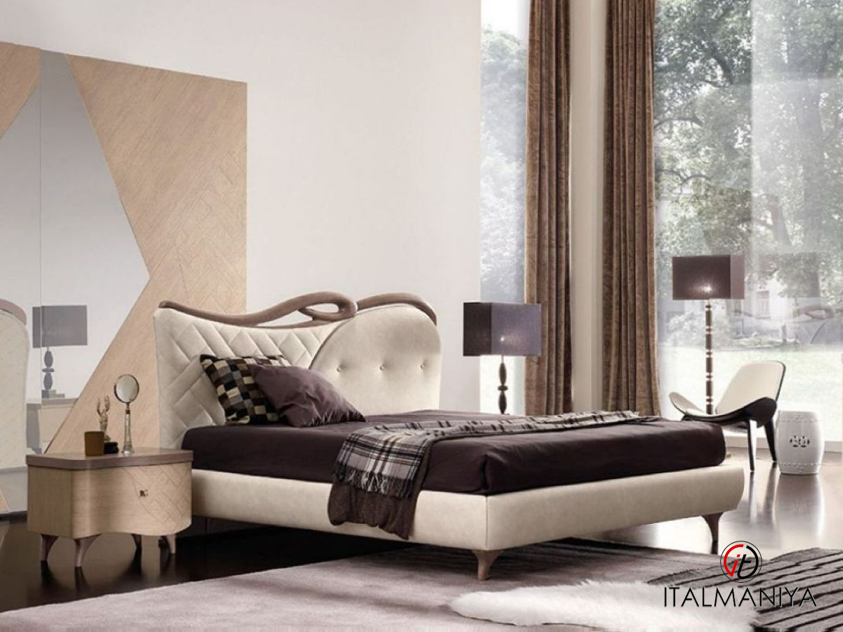 Фото 1 - Спальня Eclettica фабрики Signorini & Coco