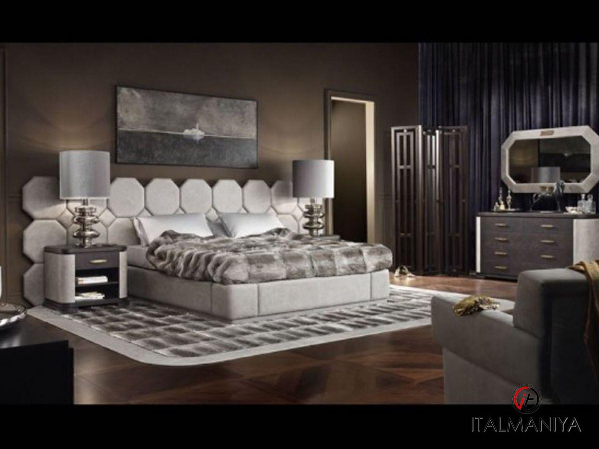 Фото 4 - Спальня Master Collection фабрики Smania