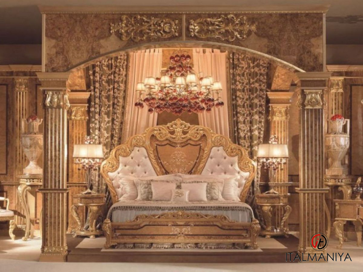 Фото 1 - Спальня Grand Palace фабрики Socci Anchise