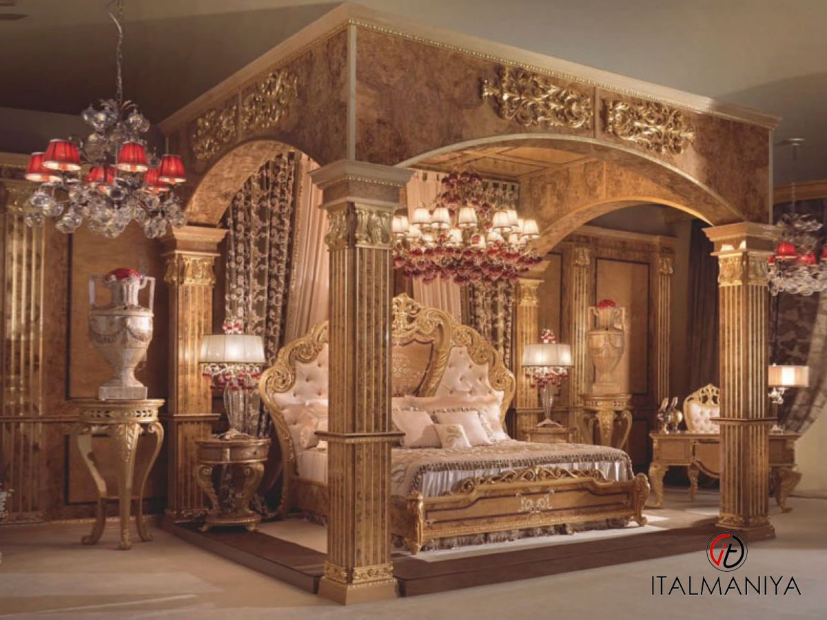Фото 4 - Спальня Grand Palace фабрики Socci Anchise