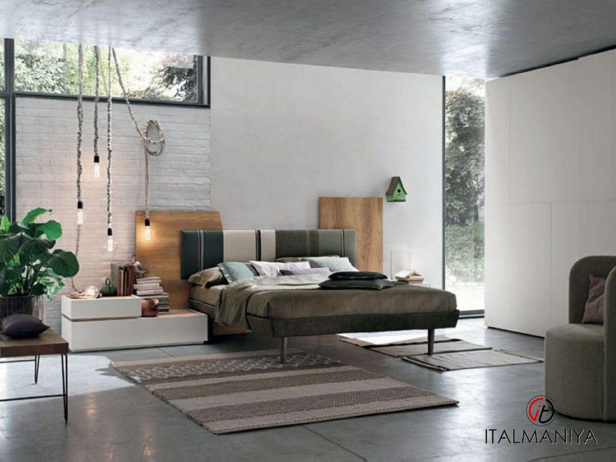 Фото 1 - Спальня Diagonal Replay фабрики Tomasella