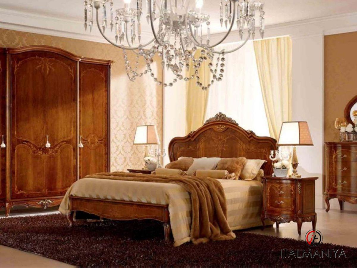 Фото 1 - Спальня Casa Principe фабрики Valderamobili