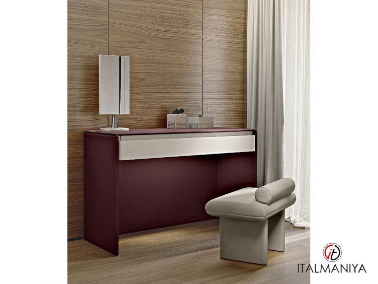 Фото 1 - Туалетный столик Zero фабрики Turri (производство Италия) в современном стиле из массива дерева
